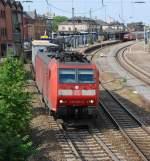 br-185/14092/185-095-mit-tec-40013-am 185 095 mit TEC 40013 am 03.06.2008 in Offenburg.