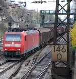 br-185/14104/185-107-am-04042008-in-offenburg 185 107 am 04.04.2008 in Offenburg.
