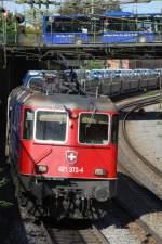 re-421/10268/421-379-mit-dgs-47039-am 421 379 mit DGS 47039 am 02.10.2008 in Offenburg.