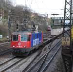 re-421/17840/421-381-am-01042008-in-offenburg 421 381 am 01.04.2008 in Offenburg.