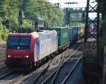 re-482/10139/482-003-mit-dgs-43016-am 482 003 mit DGS 43016 am 27.09.2008 in Offenburg.