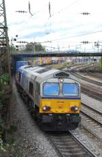 ers/10408/ers-6608-mit-dgs-40103-am ERS 6608 mit DGS 40103 am 03.10.2008 in Offenburg.