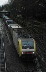 txl/15663/189-997-mit-dgs-41064-am 189 997 mit DGS 41064 am 06.12.2008 in Offenburg.