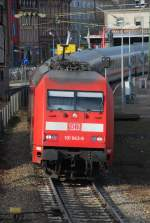 BR 101/13650/101-043-am-11032009-in-offenburg 101 043 am 11.03.2009 in Offenburg.