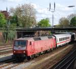 BR 120/11338/120-126-am-01052008-in-offenburg 120 126 am 01.05.2008 in Offenburg.